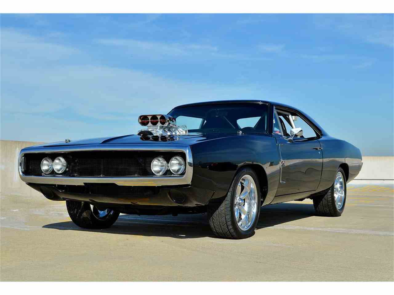 1968 Charger For Sale >> 1968 Dodge Charger Fast N Furious Movie Car for Sale | ClassicCars.com | CC-968915