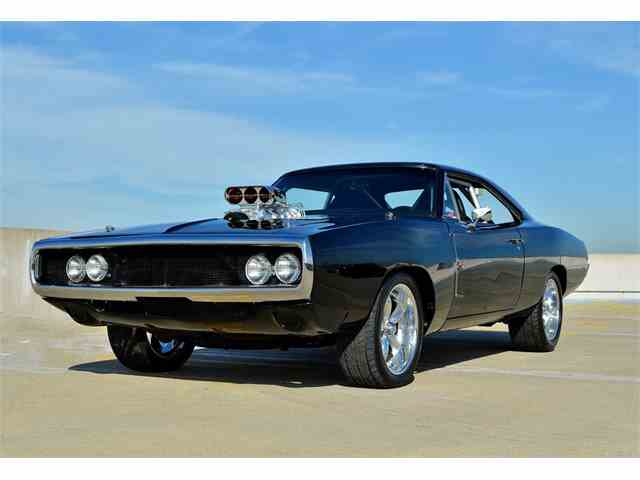 1968 Dodge Charger Fast N Furious Movie Car | 968915