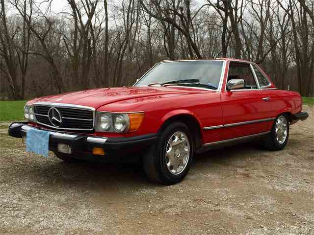 1984 Mercedes-Benz 380SL | 968916