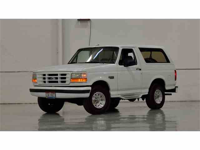 1996 Ford Bronco | 968922