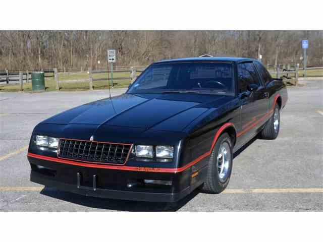 1985 Chevrolet Monte Carlo SS | 968923