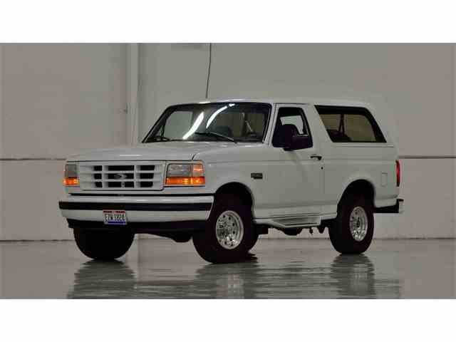 1996 Ford Bronco | 968926