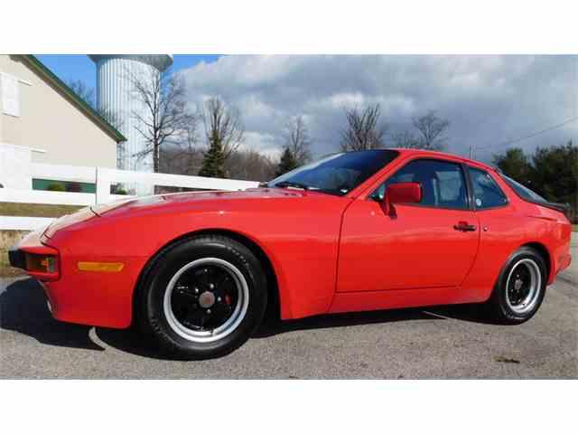 1985 Porsche 944 | 968939