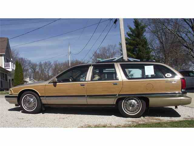 1996 Buick Roadmaster Limited | 968940