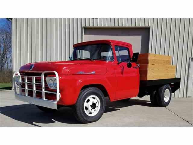 1958 Ford Pickup | 968945