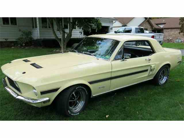 1968 Ford Mustang | 968946