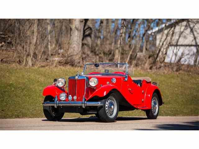 1951 MG TD | 968950