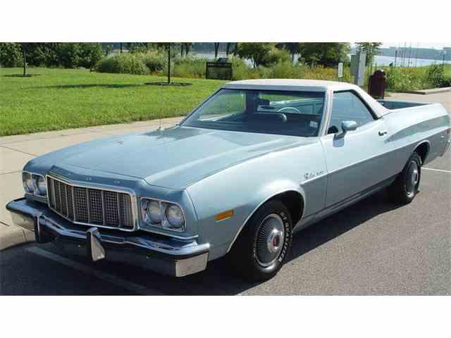 1975 Ford Ranchero | 968954