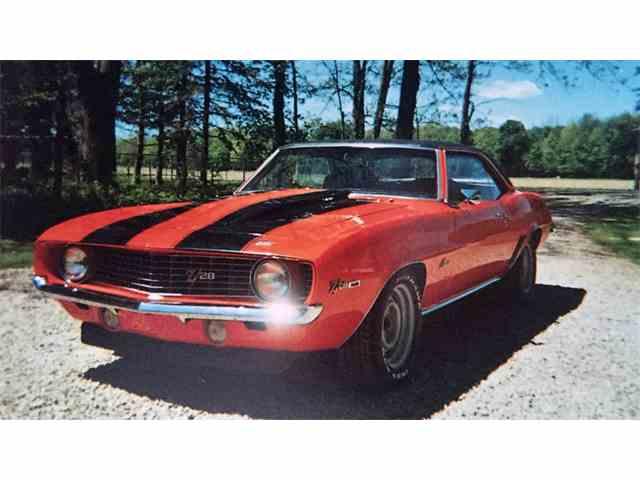 1969 Chevrolet Camaro Z28 | 968955
