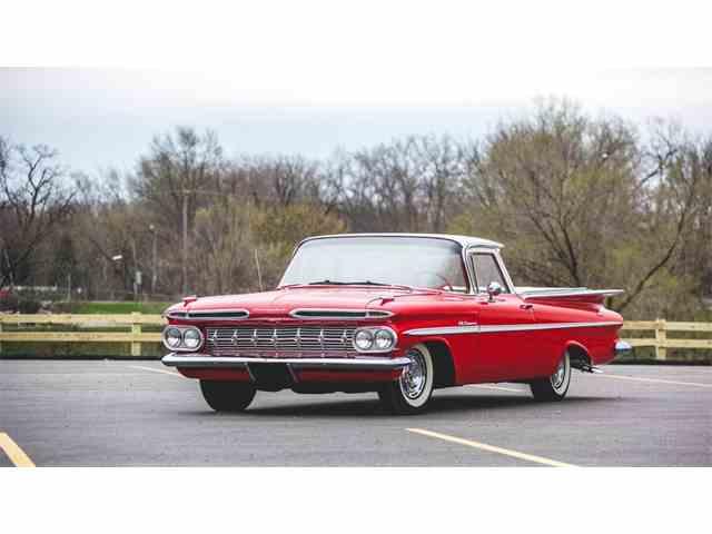 1959 Chevrolet El Camino | 968957