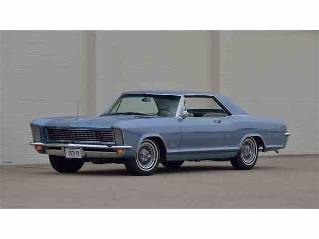 1965 Buick Riviera | 968958