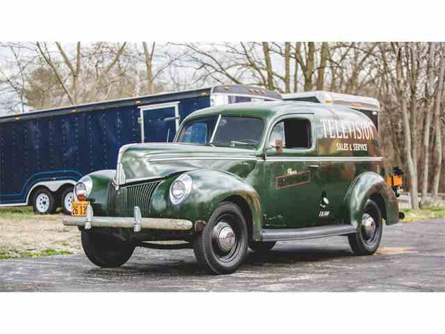 1941 Ford Panel Truck | 968959