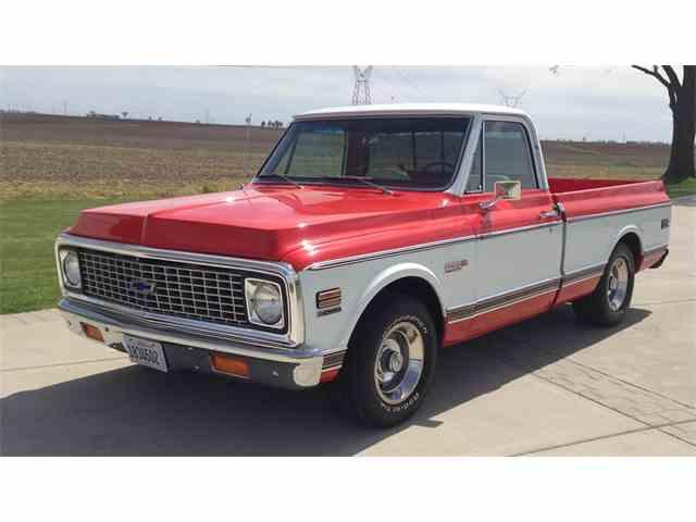 1971 Chevrolet C/K 10 | 968963