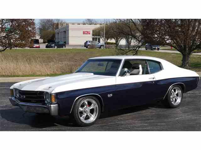 1972 Chevrolet Chevelle | 968964