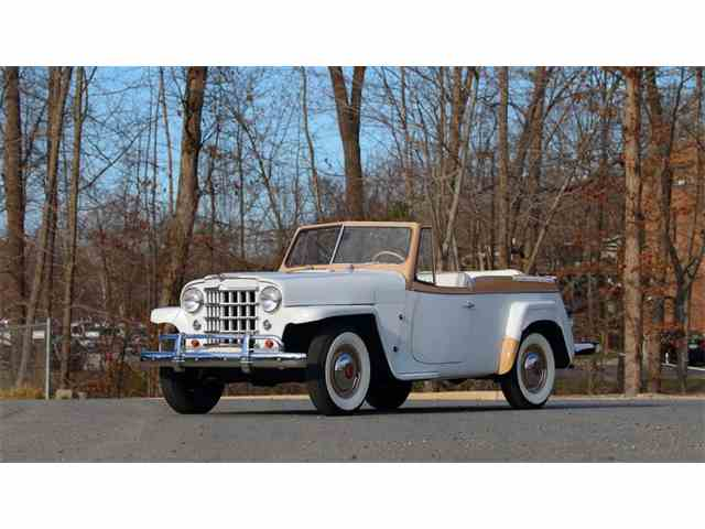 1950 Willys Jeepster | 968969