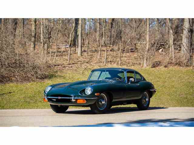 1970 Jaguar E-Type | 968973