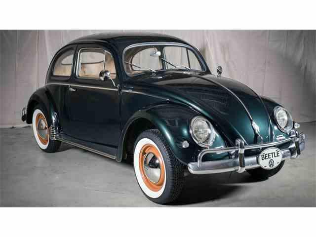 1956 Volkswagen Beetle   968978