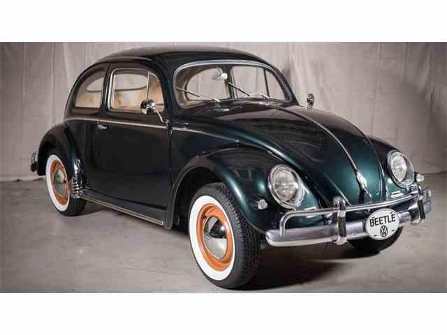 1956 Volkswagen Beetle | 968978