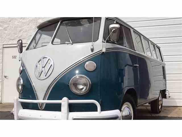 1966 Volkswagen Bus | 968980