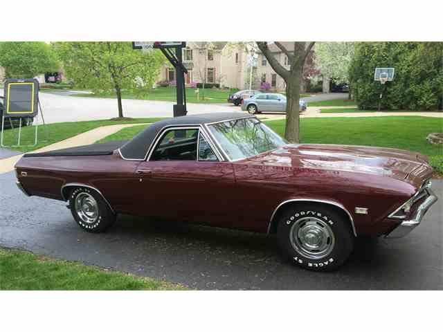 1969 Chevrolet El Camino SS | 968985