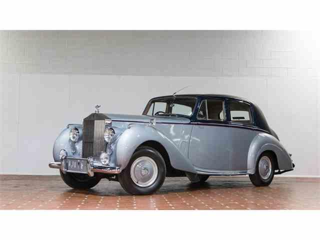1953 Rolls-Royce Silver Dawn | 968991