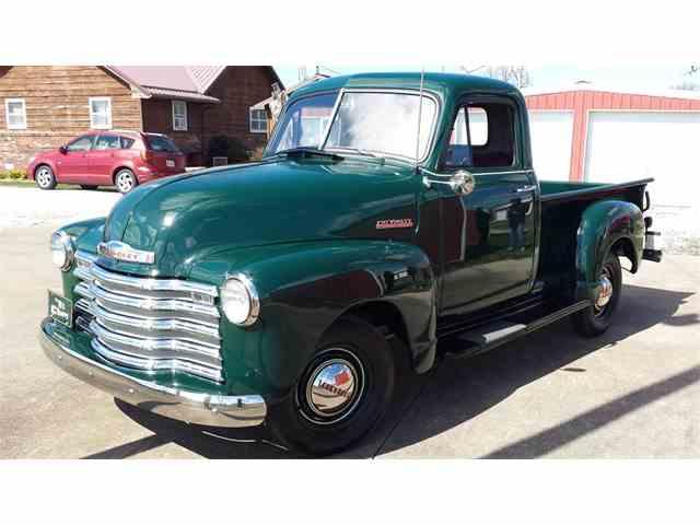 1951 Chevrolet 3100 | 968993