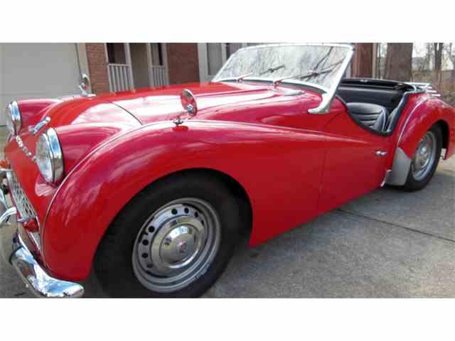 1958 Triumph TR3A | 968997