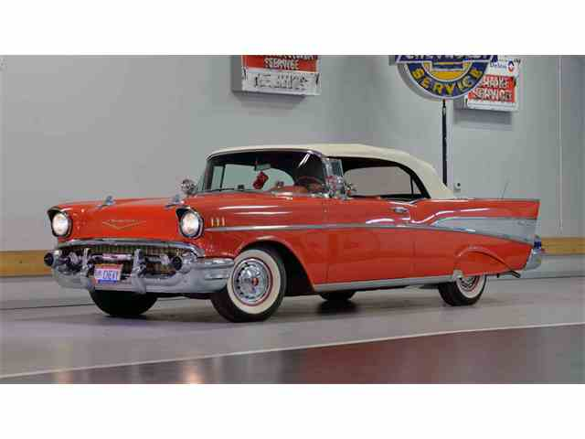 1957 Chevrolet Bel Air | 969008