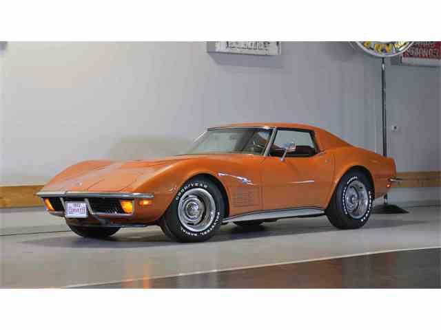 1972 Chevrolet Corvette | 969010