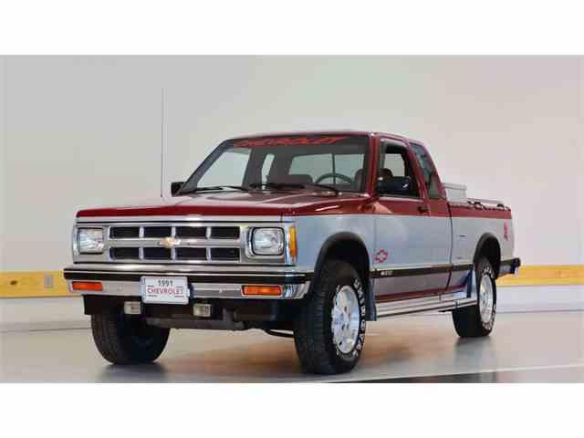 1991 Chevrolet S10 | 969021