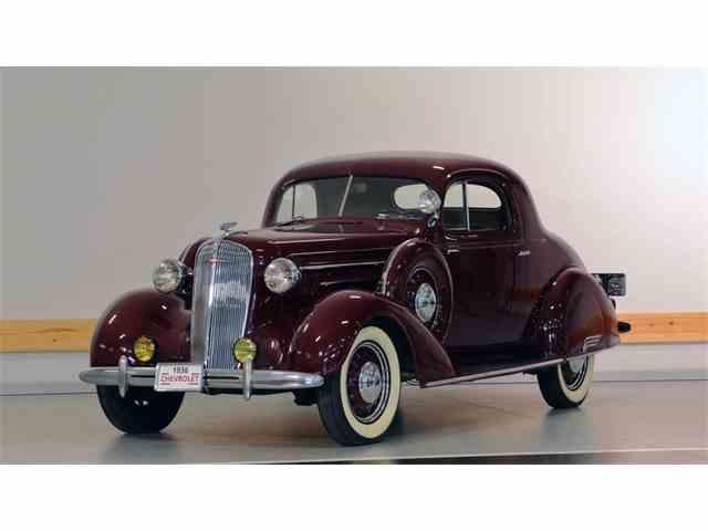 1936 Chevrolet Deluxe   969030