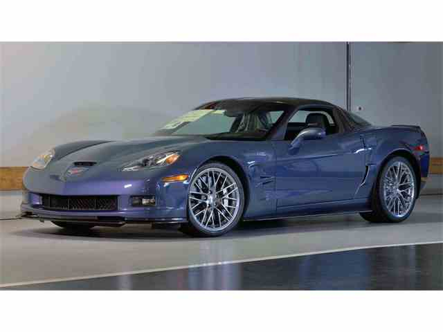 2012 Chevrolet Corvette ZR1 | 969035
