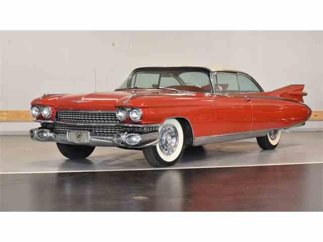 1959 Cadillac Eldorado Seville | 969040