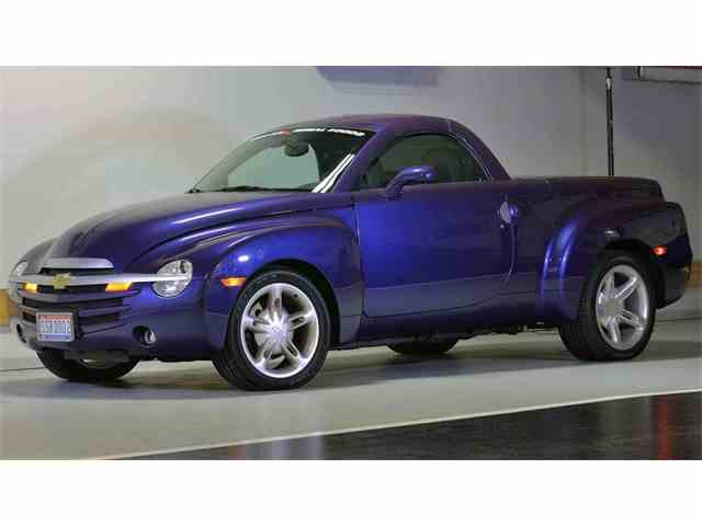 2003 Chevrolet SSR | 969042