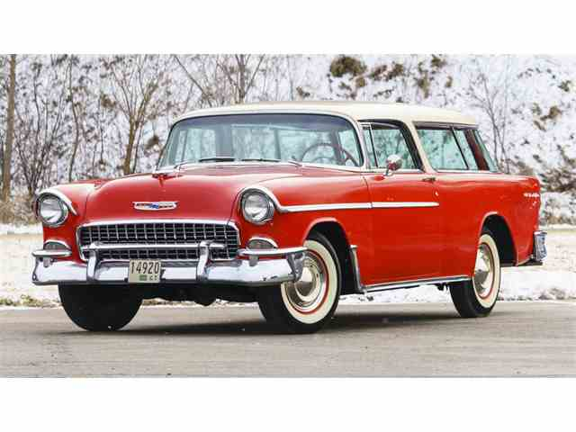 1955 Chevrolet Nomad | 969043
