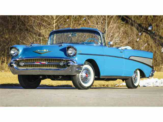 1957 Chevrolet Bel Air | 969049