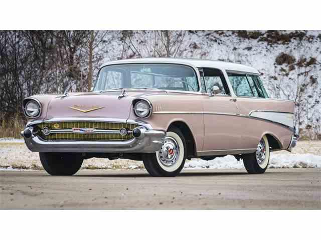 1957 Chevrolet Nomad   969054