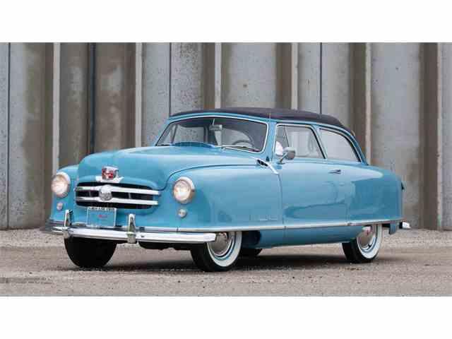 1950 Nash Rambler Custom   969076