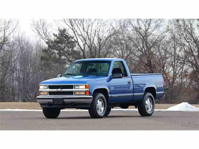 1997 Chevrolet Silverado | 969082