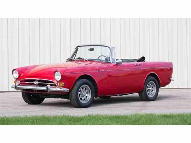 1966 Sunbeam Tiger   969083