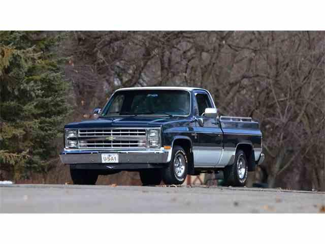 1985 Chevrolet Silverado | 969084