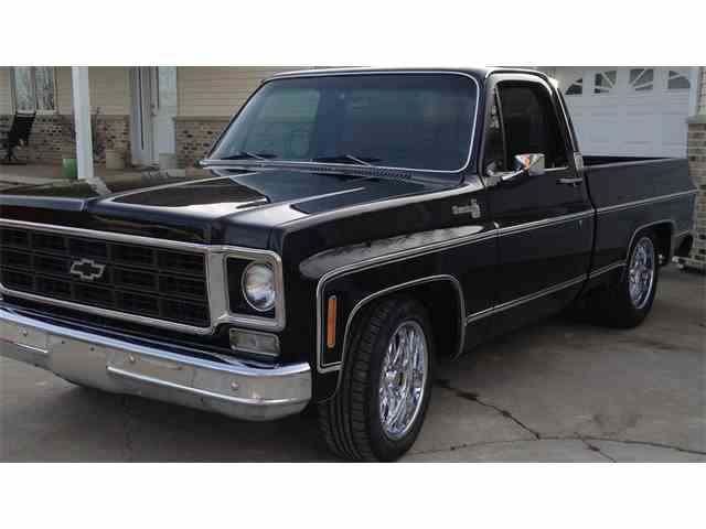 1978 Chevrolet 1/2 Ton Pickup | 969089