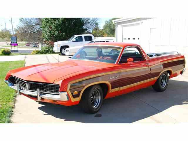 1971 Ford Ranchero | 969091