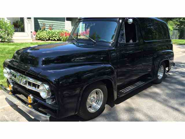 1953 Ford Panel Truck | 969092