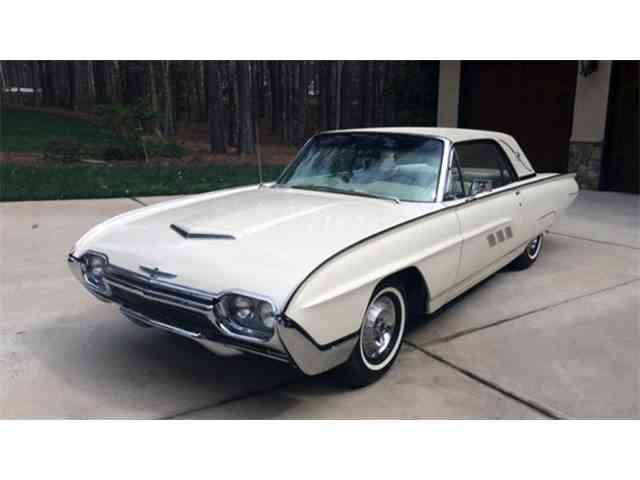 1963 Ford Thunderbird   969094