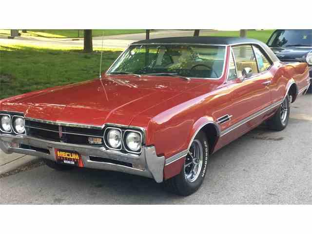 1966 Oldsmobile 442 | 969096