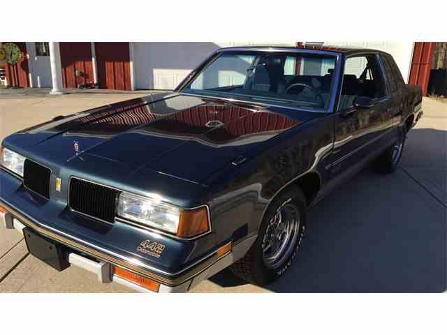 1987 Oldsmobile 442 | 969098
