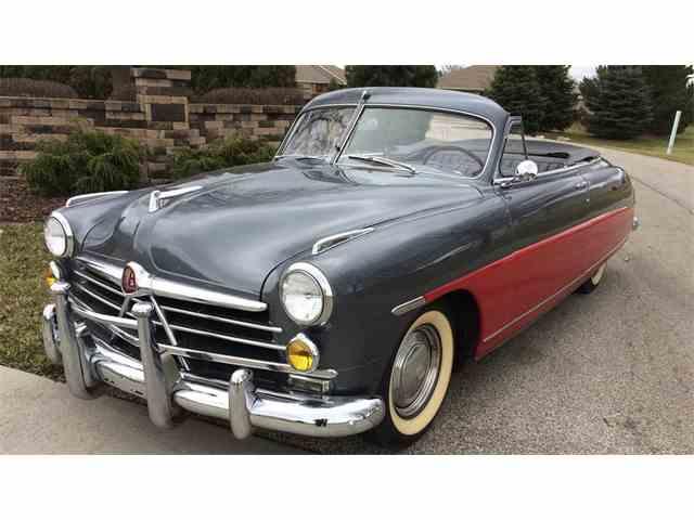 1950 Hudson 2-Dr Coupe | 969099