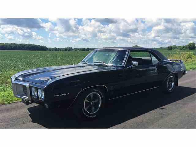 1969 Pontiac Firebird | 969100