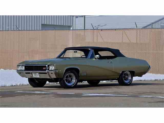 1968 Buick Gran Sport | 969104